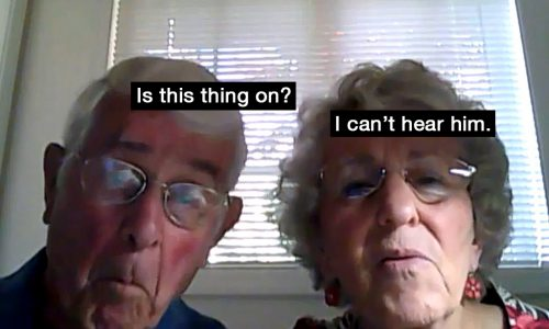 Bad webcam